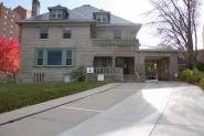 Outside building of Dr Monica Landolt White